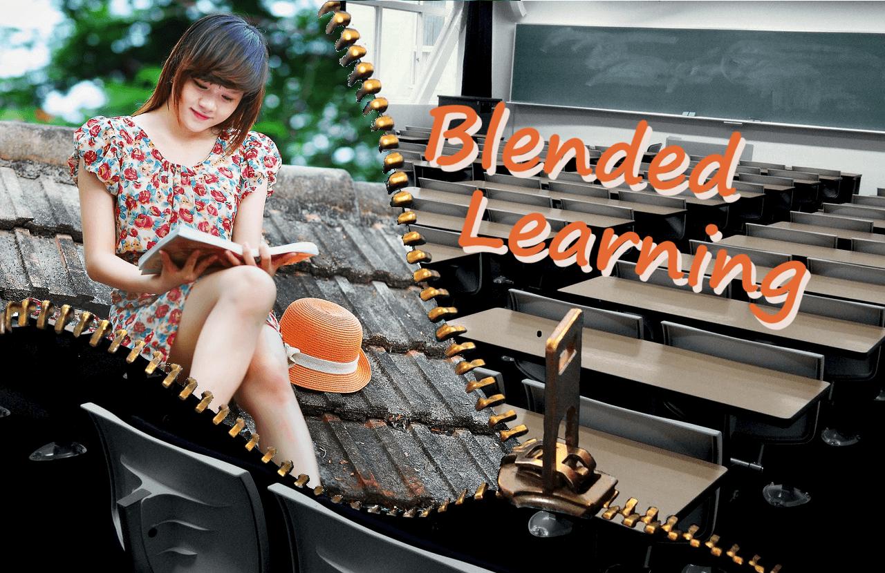 B wie Blended Learning bietet Flexibilität