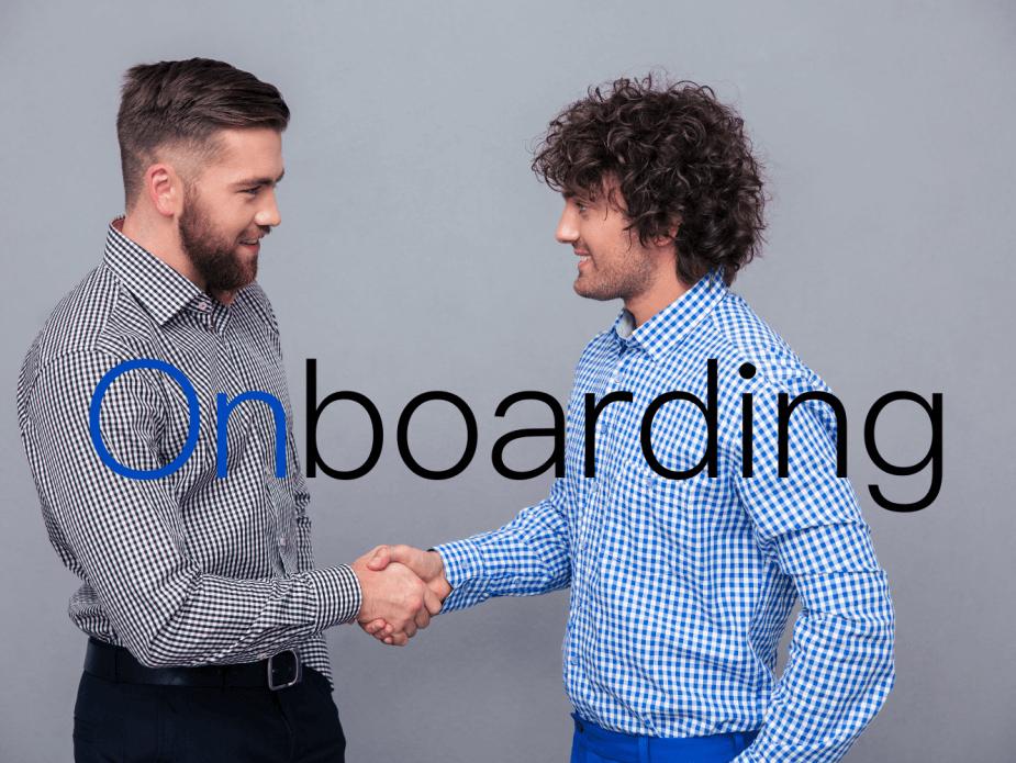 Onboarding kann durch E-Learning vereinfacht werden