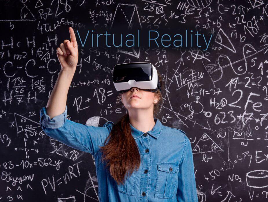 Virtual Reality wird zu E-Learning gehören