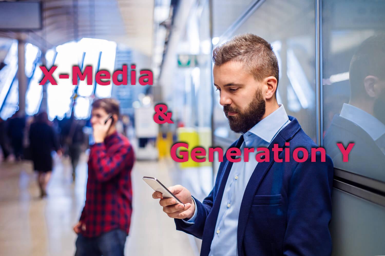 Die Generation Y ist crossmedial aufgewachsen