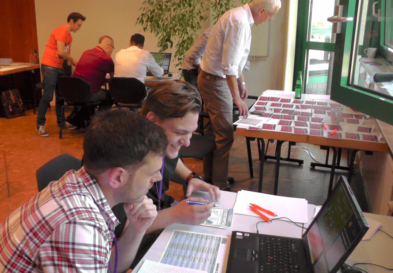 Game-based Learning mit der Simulation Resort Paradiso